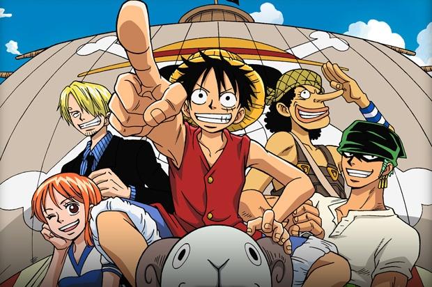 One Piece Seasons 1 เริ่มต้นการผจญภัย